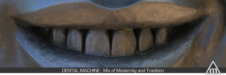 Dental Machine - Dental Milling Machine