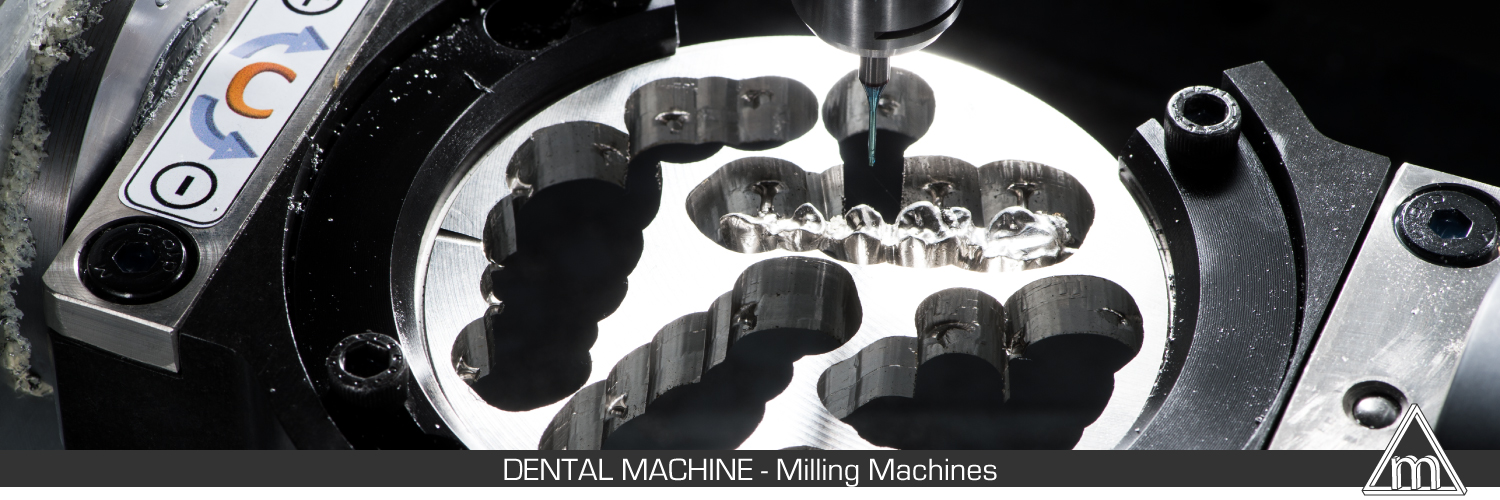Dental Machine - Dental Milling Machine