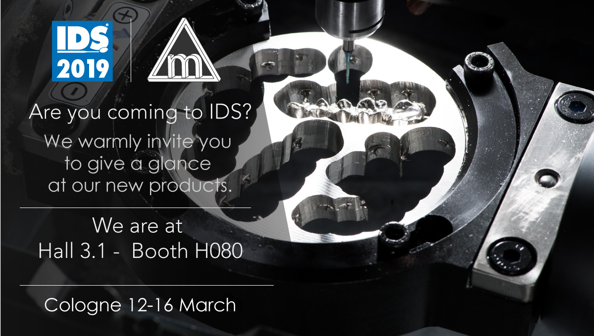 IDS 2019 Dental Machine
