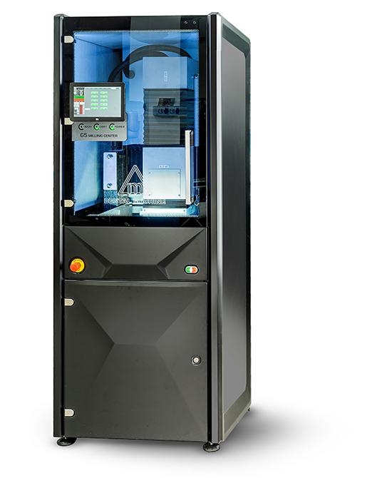 G5 Dental Machine milling machine 5 axis fresatore dentale